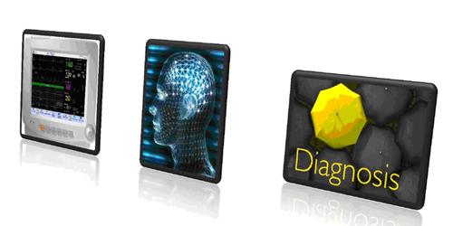 Diagnosis-beyond monitors